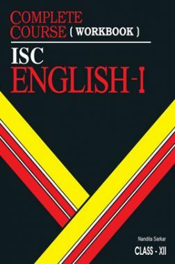 Oswal ISC For Class XII Complete Course (Workbook) English - I (For 2020 Exam)