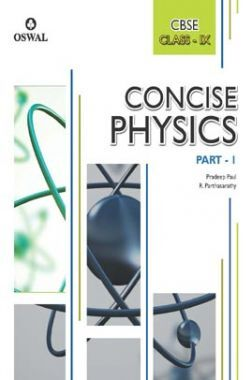 Oswal CBSE Concise Physics Part - 1 For Class - IX