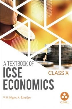 Oswal ICSE Textbook For Class - X Economics