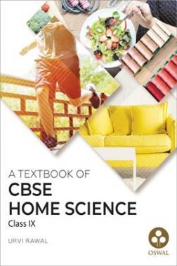 Oswal CBSE Textbook For Class - IX Home Science