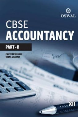 Oswal CBSE Accountancy (Part B) For Class XII