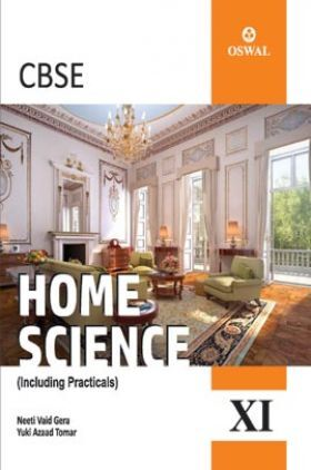 Oswal CBSE Home Science (Including Practicals) For Class XI