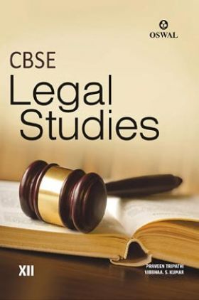 Oswal CBSE Text Book Of Legal Studies For Class XII
