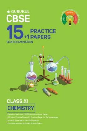 Oswal CBSE 15 + 1 Practice Papers - Chemistry For Class XI (For 2020 Exams)