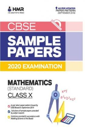 Oswal CBSE Sample Papers - Mathematics (Standard) For Class X (For 2020 Exams)
