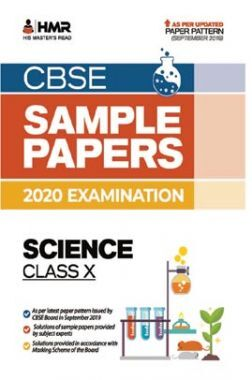 Oswal CBSE Sample Papers - Science For Class X (For 2020 Exams)