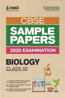 Oswal CBSE Sample Papers - Biology For Class XII (For 2020 Exams)
