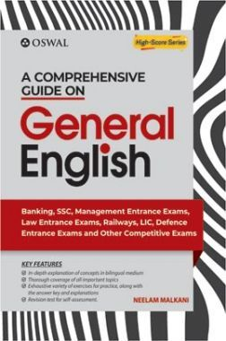 Oswal A Comprehensive Guide On General English