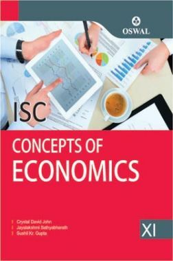 Oswal ISC Concept Of Economics For Class XI (For 2020 Exams)