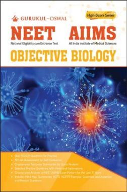 Oswal NEET/AIIMS Objective Biology (For 2020 Exams)