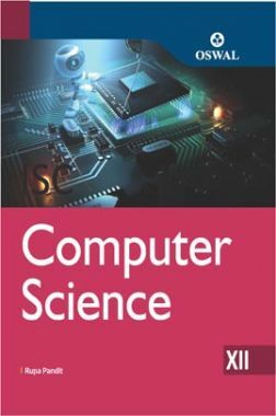 Oswal ISC Computer Science For Class XII (For 2020 Exams)