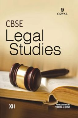 Oswal CBSE Legal Studies For Class - XII