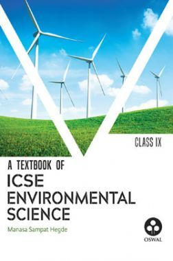 Oswal ICSE Environmental Science For Class - IX
