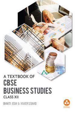 Oswal CBSE Business Studies For Class - XII