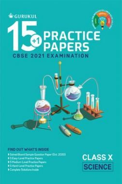 Oswal CBSE 15+1 Practice Papers For Class 10 Science For 2021 Examination