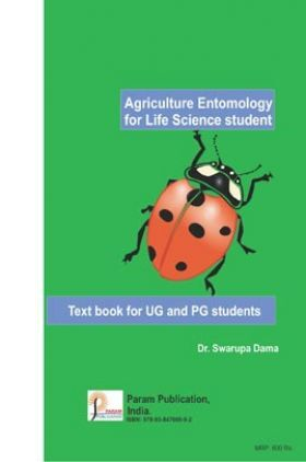 Agriculture Entomology For Life Science Student