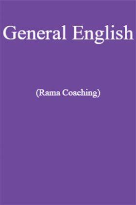 General English (Rama Coaching)