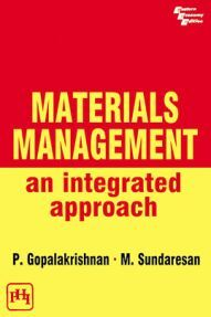 Materials Management: An Integrated Approach