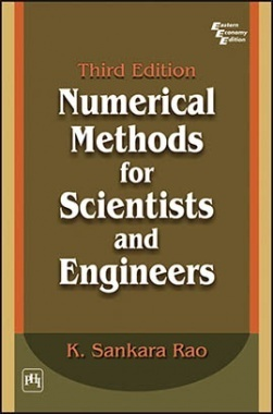 Download Numerical Methods For Scientists And Engineers by SANKARA RAO, K   PDF Online
