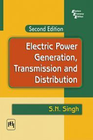 Electric Power Generation : Transmission And Distribution