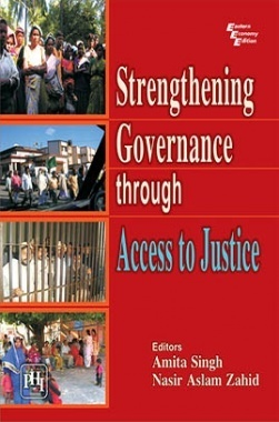 Strengthening Governance Through Access To Justice