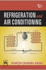 Download Refrigeration And Air Conditioning by ARORA, RAMESH CHANDRA PDF  Online
