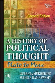 A History Of Political Thought : Plato To Marx