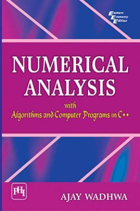 Numerical Analysis With Algorithm & Computer In C++