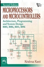 Download Microprocessors And Microcontrollers Architecture Programming And System Design 8085 8086 8051 8096 By Krishna Kant Pdf Online