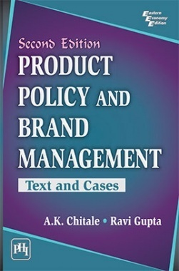 Product Policy And Brand Management