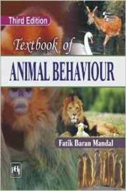 Download Textbook of Animal Behaviour by Mandal,Fatik Baran PDF Online