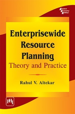 Enterprise Wide Resource Planning-Theory And Practice