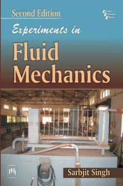 Experiments In Fluid Mechanics