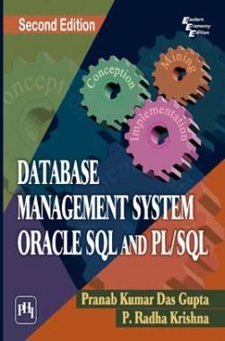 Database Management System Oracle Sql And Pl / Sql