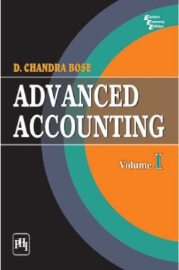 Advanced Accounting Volume-I