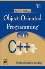 Download Object-Oriented Programming With C++ by Poornachandra Sarang PDF  Online