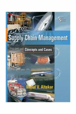 Supply Chain Management Concepts And Cases