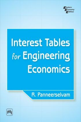 Interest Tables For Engineering Economics