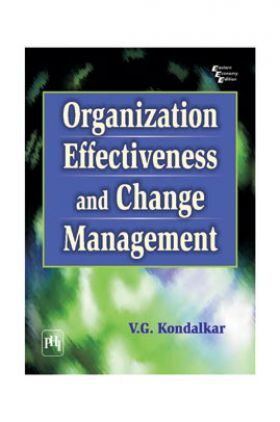 Organization Effectiveness And Change Management