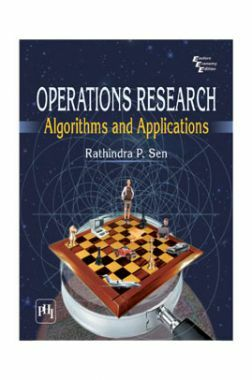 Operations Research: Algorithms And Applications