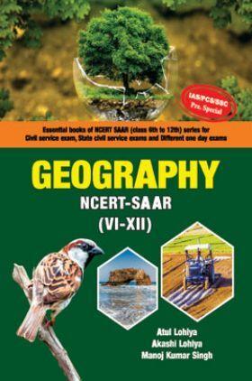 Geography NCERT SAAR Class VI- XII