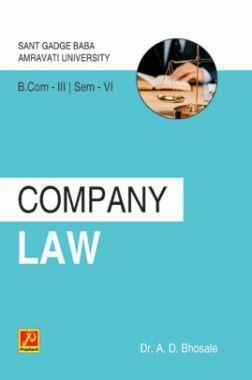 Comapany Law