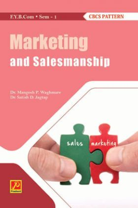 Marketing and Salesmanship (Part - I)