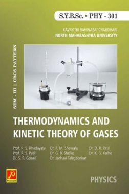 Thermodynamics And Kinetic Theory Of Gases