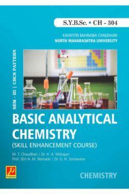 Basic Analytical Chemistry (SEC)