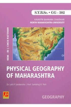 Physical Geography Of Maharashtra