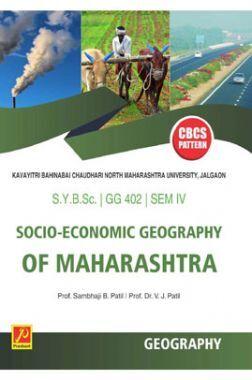 Socio-Economic Geography Of Maharashtra