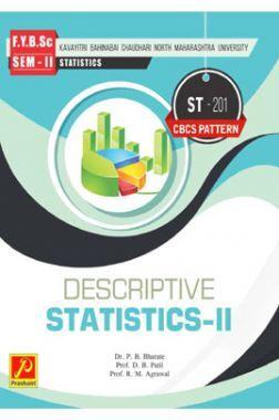 Descriptive Statistics - II