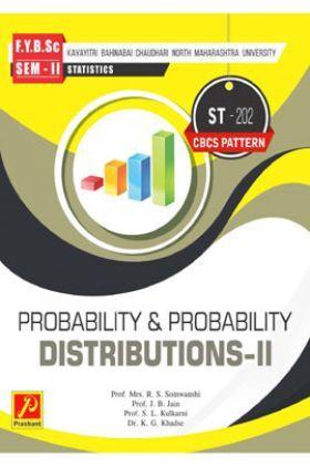 Probability & Probability Distributions - II