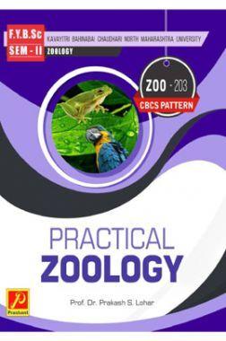 Practical Zoology B.Sc Sem-II